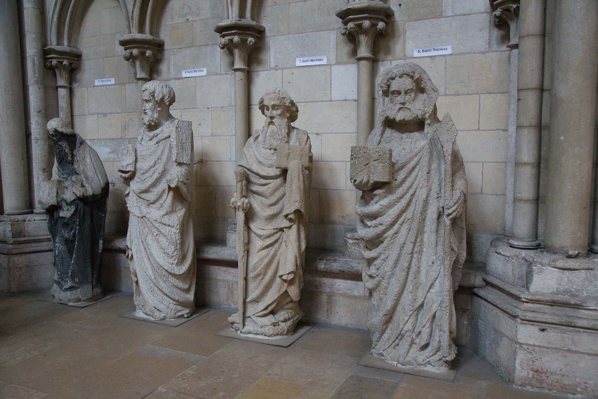 Abbaye Saint Quen de Rouen