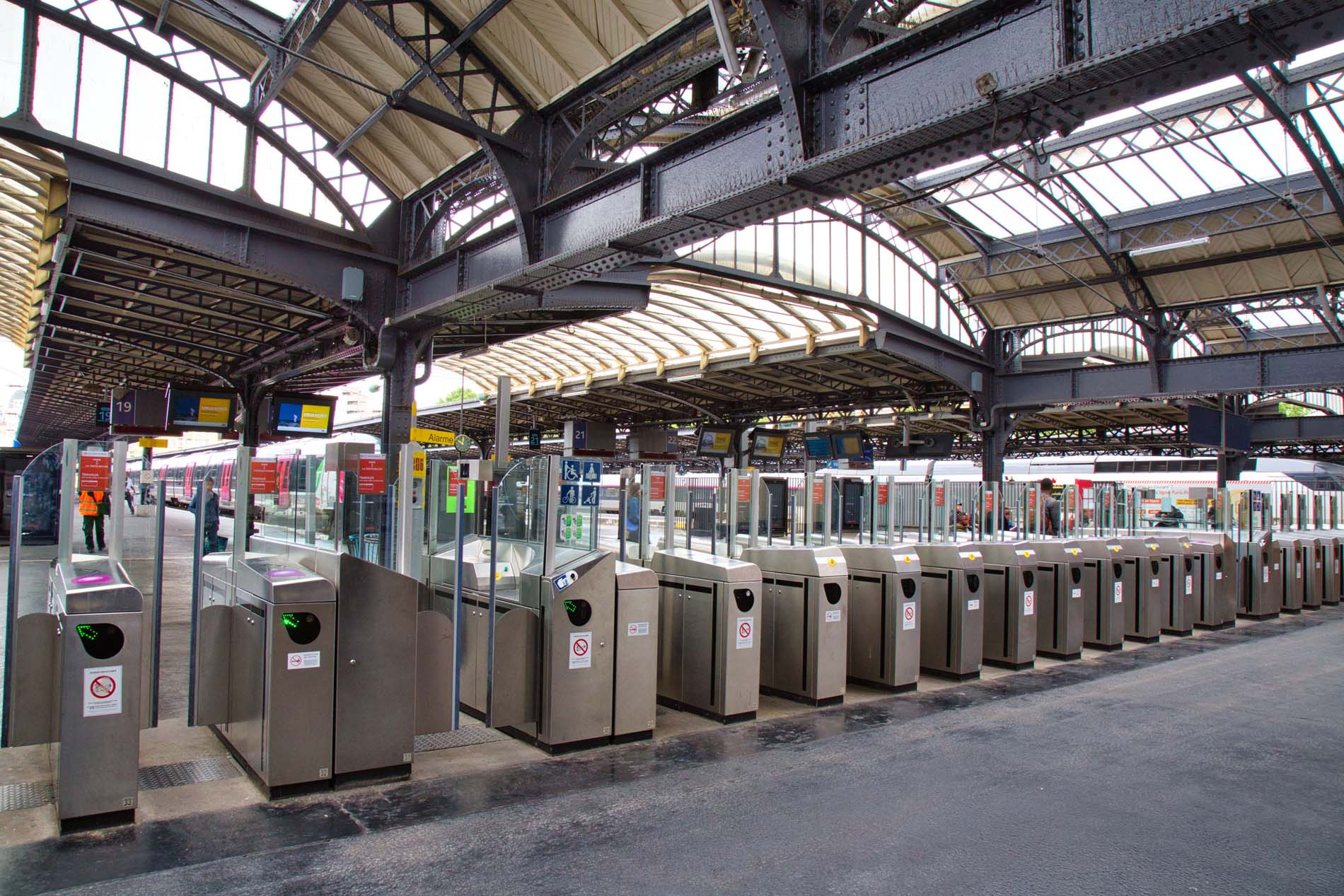 Gare de l´Est Paris