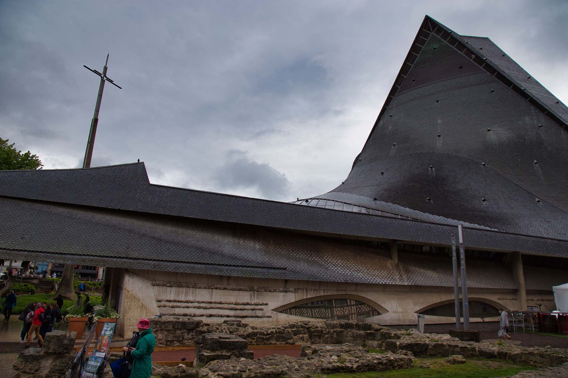 Kirche hl. Jeanne d´Arc Rouen