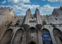 Avignon Papstpalast
