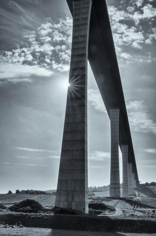 Moselbrücke bei Rachtig
